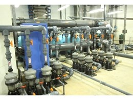 Waterco filters deliver cost and water savings at Dubai fitness centre