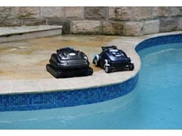 Waterco offers the Admiral range of robotic pool cleaners