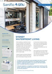 Case study: Waterfront Vaucluse property