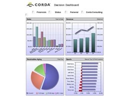 Web Report Software  from Corda presented by Zavanti Property and Construction Software