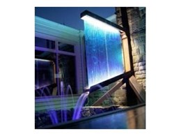 Well water feature design and services from H2O Designs