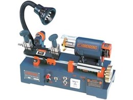 Wenxing 283-B AC/DC key cutting machine available from Locks Galore