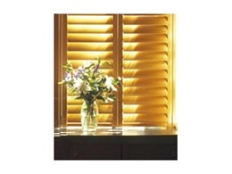 Western Red Cedar shutters from OpenShutters