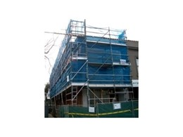 Western Scaffold supplies Scaffold for Hire for New Homes in Melbourne and Geelong