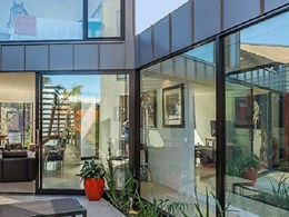 Elevate window and door systems achieve great design outcomes for Williamstown home