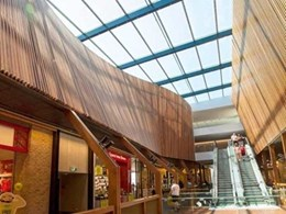 Wollongong Central shopping centre dressed for success with Cedar Sales' Dressed All Round