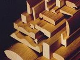 Wood mouldings from the American Hardwood Export Council