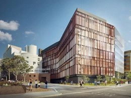 Woods Bagot designs new $140 million Biological Sciences building at UNSW