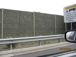 Woodtex Australia offers Noise Absorber Panels for the M2 and M5 Motorway