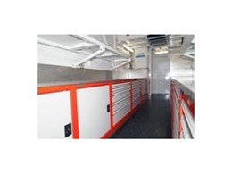 Workplace Storage Systems from Boscotek