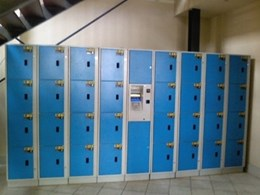 Yarra City installs e-lockers at leisure centres