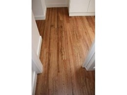 Yellow Stringybark flooring from Tait Flooring