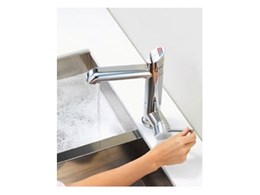 Zip HydroTap All-In-One hot and cold water dispensers available from Water Plus