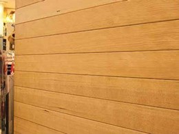 Hemlock timber panelling offering consistency, wear resistance and affordability