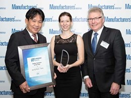 Doric wins Safety Solution of the Year title at Endeavour Awards