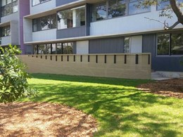 Futurewood facade cladding specified for Mowbray Public School to minimise upkeep