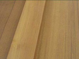 Western Red Cedar an excellent choice for timber slats