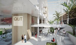 Collaborative thinking wins Architects' $75m bid for Queensland University of Technology project