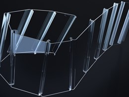 C-channel glazing prototype opens up a world of opportunities for curved glass projects