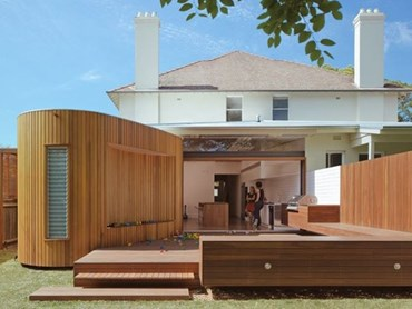 Excellence in Timber Design - Residential Class 1 - Alteration or Addition winner: CplusC Architectural Workshop for Dulwich Hill Residence