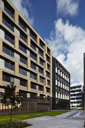 Sydney Central Student Accommodation by Group GSA