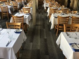Doyles select Tavola Plank carpet tiles for beauty and functionality