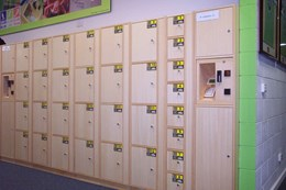 Aussie keyless locker system benefits Canberra International Sports and Aquatic Centre