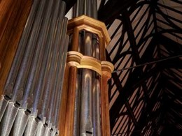 SA master craftsman selects Tasmanian Blackwood for 16T pipe organ installation