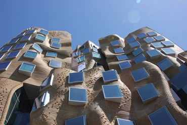 Dr Chau Chak Wing Building by Gehry Partners, Image: Jacquie Dean