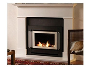 Gas Log Flame Fires - Rinnai Sapphire Gas Log Flame Fire (Masonry)