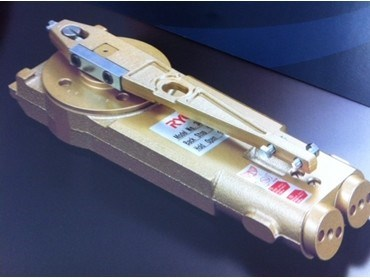 Ryobi 30 Series Concealed Transom Closer Architecture