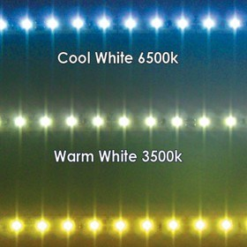 """Incandescent"" LED Lighting - only 5 watts per metre"