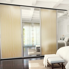 JELD-WEN Australia's HIRO sliding door system - Designed and developed for the way you live in your home