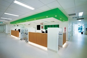 Nepean Hospital Extension with Gyprock EC08t Impact