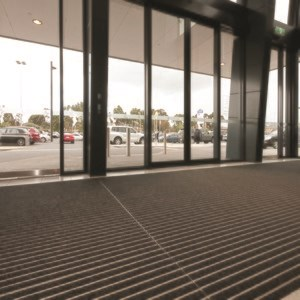 Aluminium Matting, no recess required