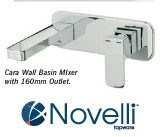 New Designer Mixers From Novelli... Cara and Armanti