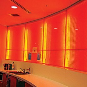 Stand out with composite coloured panels by Allplastics