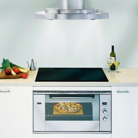 ILVE's answer to straight sexy lines and innovative cooking styles