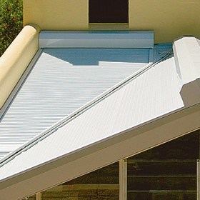 Blockout roller shutters – best protection against bushfires