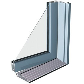 Wintec Aluminium-The Triple  1 Hinged Door System