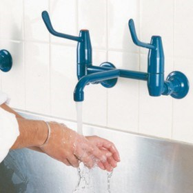 Galvin Healthcare Infection Control Tapware Solutions