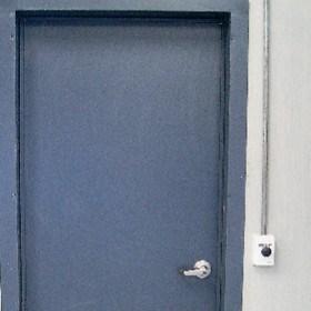 Sentry 200tp Metal Clad Doors Architecture Amp Design