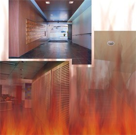 Fire! Fire! Fire-retardant timber panels