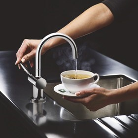 Instant Hot Water — On Tap From InSinkErator
