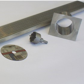 Urban, Instant Architectural Stainless Steel Drainage