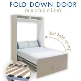 The Pardo wall bed mechanism