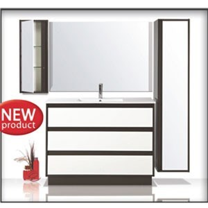 Attivo High Gloss Lacquered Modular Bathroomware