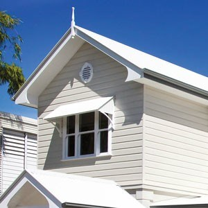 Sustainable Weatherboards with a Premium Finish