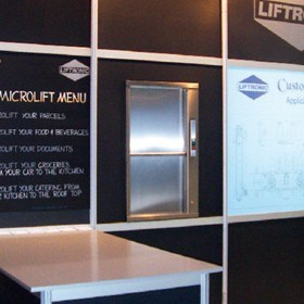 The Liftronic Microlift – RELIABLE service lifts