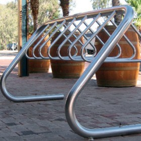 Bicycle parking made easy